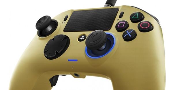 Nacon PS4 Controller Gold