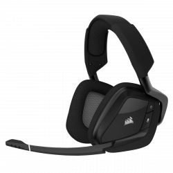 Corsair Void Pro RGB - Black - USB